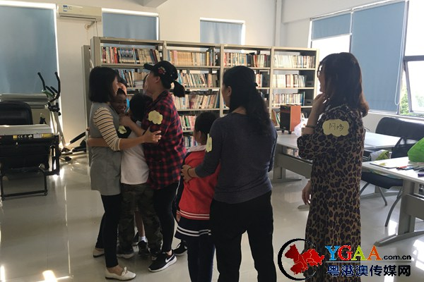 深圳市新大社区开展亲子教育活动