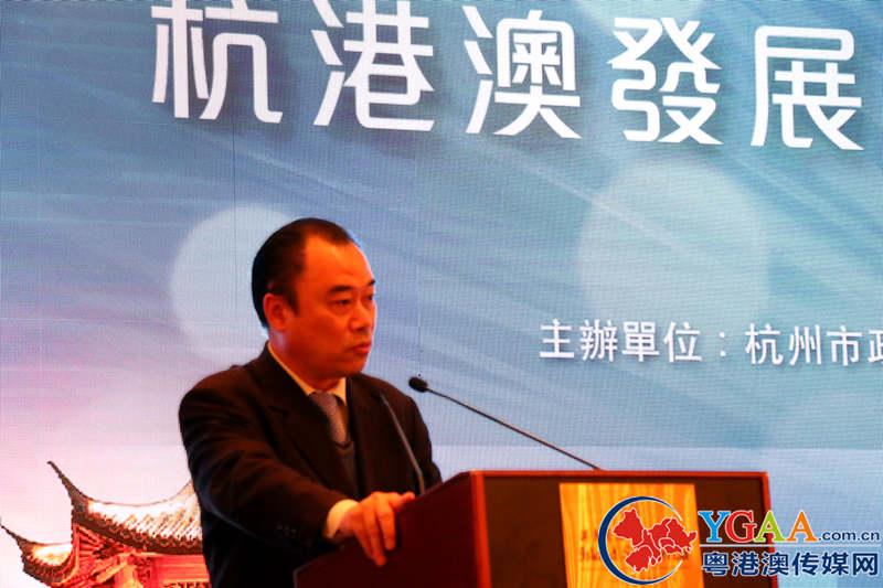 澳门教育暨青年局青年厅厅长陈旭伟先生致辞并介绍澳门青年创业政策.jpg